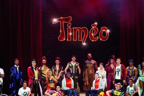 EXCLU – Timéo : Découvrez des images inédites avant la grande première !