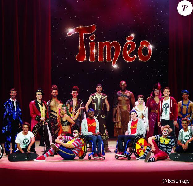 Comédie musicale Timéo à Paris, 2 septembre 2016 - © Cyril Moreau / Bestimage