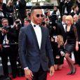 """Lewis Hamilton lors de la Montée des marches du film """"La fille inconnue"""" lors du 69ème Festival International du Film de Cannes. Le 18 mai 2016. © Borde-Jacovides-Moreau/Bestimage"""