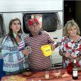 Image du film Camping avec Mathilde Seigner, Claude Brasseur, Mylène Demongeot et Antoine Duléry