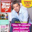 Magazine Télé Star en kiosques le lundi 12 septembre 2016