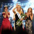 Savvy Shields devient Miss America 2017 à Atlantic City, New Jersey, Etats-Unis, le 11 septembre 2016. © Mjt/AdMedia via ZUMA Press/Bestimage