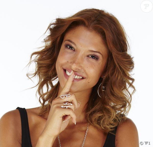 """Mélanie, candidate de """"Secret Story 10""""."""