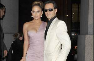 REPORTAGE PHOTOS : La crise leur fait peur ? J.Lo et Marc Anthony ont un gros besoin d'argent !