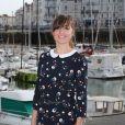 """Nina Meurisse - Photocall du téléfilm """"Glace"""" lors du 18ème Festival de la Fiction TV de La Rochelle. Le 17 septembre 2016 © Patrick Bernard / Bestimage"""