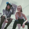 Maisie Williams et Sophie Turner sur Instagram.