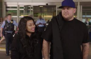 Rob Kardashian et Blac Chyna réconciliés à l'approche de la naissance du bébé