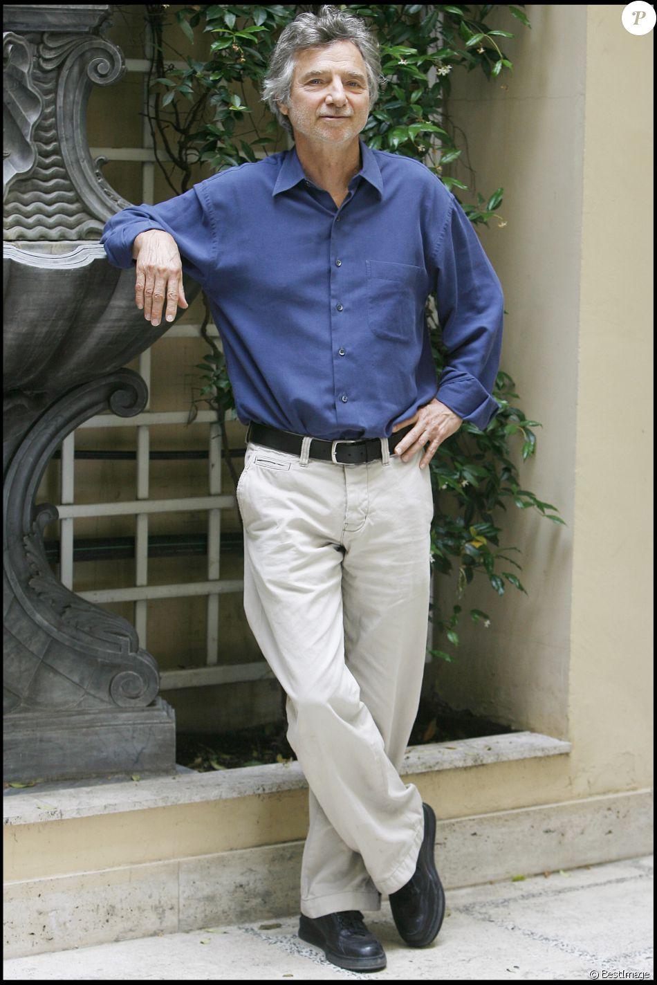 Curtis Hanson - Photocall du film Lucky You à Rome en 2007