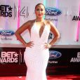 """Adrienne Bailon à la Soirée des """"BET Awards"""" à Los Angeles le 29 juin 2014."""