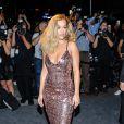 Rita Ora au défilé de mode Tom Ford F/W 2016 à New York, le 7 septembre 2016. © Mario Santoro-AdMedia via Zuma Press/Bestimage