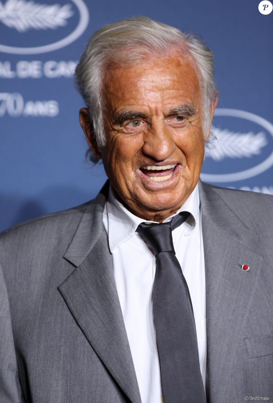 Jean-Paul Belmondo - Soirée à loccasion des 70 ans du