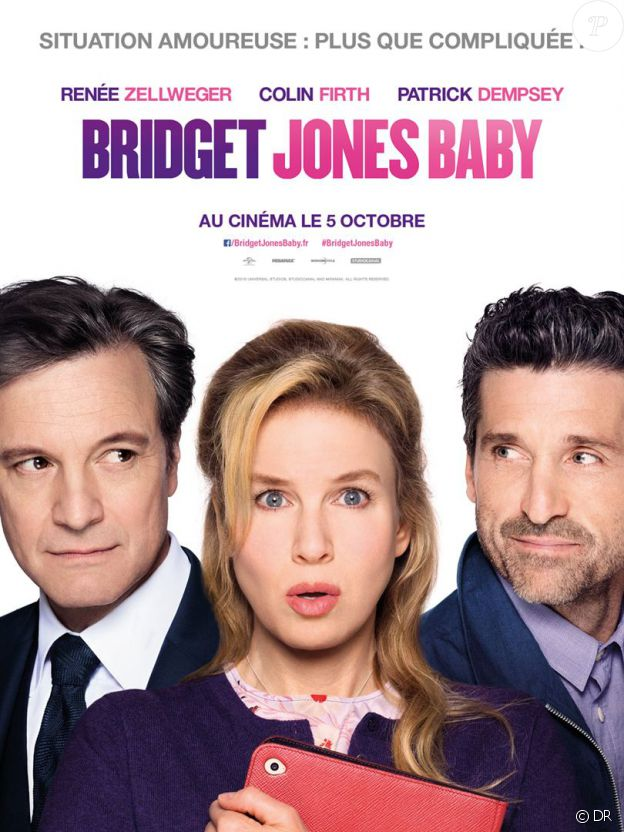 Bridget Jones Baby, en salles le 5 octobre 2016