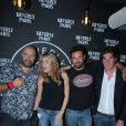 """Exclusif - Lola Marois-Bigard à la soirée d'ouverture du restaurant club le """"Beverly"""", organisée par Sandra&Co à Paris, le 22 septembre 2016."""