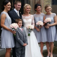 Laura trott et jason kenny mariage secret mariage heureux pour le couple en or - William leymergie gery leymergie ...