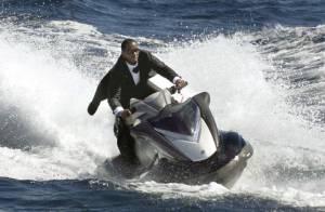 PHOTOS : P. Diddy veut à tout prix être le premier James Bond noir !