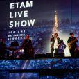 Jacques Dutronc-9ème édition de l'Etam Live Show par Etam au Centre Pompidou. Paris, le 27 septembre 2016.