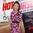 """Aubrey Anderson-Emmons à la première de """"Hot Pursuit"""" à Hollywood, le 30 avril 2015."""