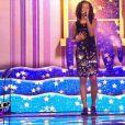 """Tamillia dans """"The Voice Kids 3"""", le 1er octobre 2016 sur TF1."""