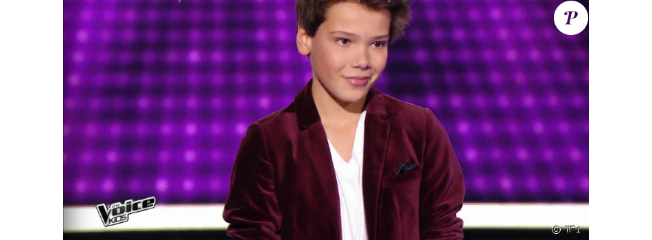 marco dans the voice kids 3 le 1er octobre 2016 sur tf1 purepeople. Black Bedroom Furniture Sets. Home Design Ideas