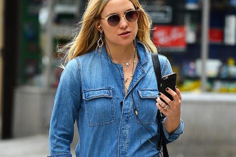 Kate Hudson cherche l'amour : pourquoi pas Brad Pitt ?
