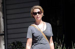 Katherine Heigl, enceinte : elle se bat avec humour contre ses fringales