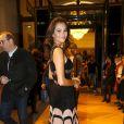 Emma Heming-Willis lors de la soirée de Gala Dreamball 2016 à l'hôtel Ritz de Berlin, le 29 septembre 2016