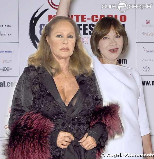 Macha Méril, 68 ans, et Ursula Andress, 72 ans