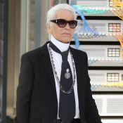 """Kim Kardashian braquée, Karl Lagerfeld réagit : """"On n'étale pas sa richesse"""""""