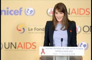 PHOTOS : Carla Bruni-Sarkozy : 'Ce que je fais aujourd'hui est le prolongement de quelque chose que j'ai déjà fait avec ma famille' (réactualisé)