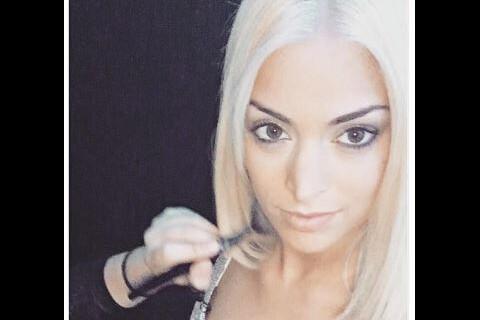 Mélanie Da Cruz : La compagne d'Anthony Martial ose le blond platine !