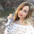 Enjoy Phoenix pose sur Instagram.