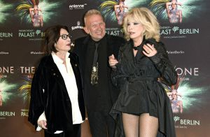 "Amanda Lear et Conchita Wurst : Jean Paul Gaultier fait son ""One Grand Show"""