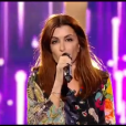 Jenifer lors de la finale de  The Voice Kids 3