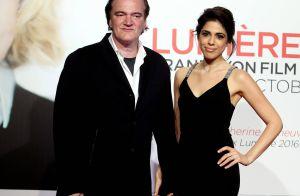 Festival Lumière: Quentin Tarantino présente sa nouvelle chérie pour l'ouverture