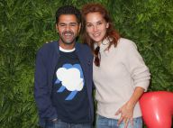 Jamel Debbouze : Le bonheur à bicyclette avec sa belle Mélissa et leur fils Léon