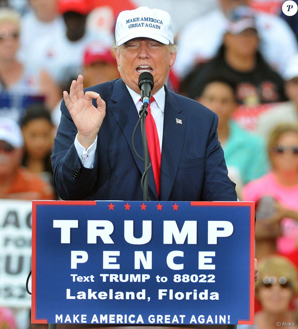 Les soutiens de Donald Trump qui l'ont lâché — Présidentielle américaine