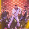 """Exclusif - Nicolas Archambault (Tony) -Conférence de presse """"Saturday Night Fever"""" au Yoyo au Palais de Tokyo à Paris. Le 10 octobre 2016 © Cyril Moreau / Bestimage"""