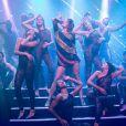 """Exclusif - Fauve Hautot (Stéphanie) -Conférence de presse """"Saturday Night Fever"""" au Yoyo au Palais de Tokyo à Paris. Le 10 octobre 2016 © Cyril Moreau / Bestimage"""