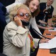 """Bernadette Chirac - 12ème édition du """"BGC Charity Day"""" à Paris, le 12 septembre 2016"""