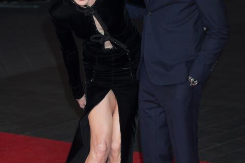 Nicole Kidman et ses sublimes jambes : Sa robe très échancrée en dévoile trop !