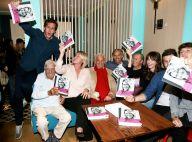 Jean-Paul Belmondo comblé: Sa famille réunie et complice pour un apéritif festif
