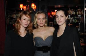 PHOTOS : La divine Diane Kruger a de bien jolies copines...