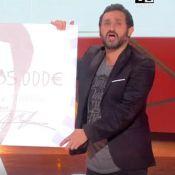 Cyril Hanouna : Final explosif et record d'audience pour ses 35h !