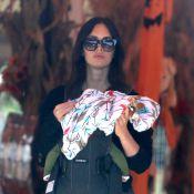 Megan Fox maman : Première sortie en famille depuis son accouchement