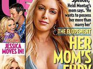 PHOTO : Heidi Montag ou le mariage le plus loufoque de l'année : 'Je leur donne six mois maximum', balance sa mère !