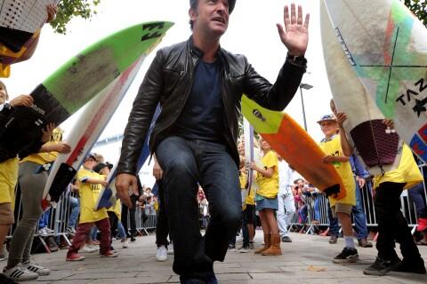 """Jean Dujardin et l'attentat de Nice : """"J'étais effrondré"""""""