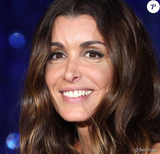 """Jenifer Bartoli - Enregistrement de l'émission """"Tous au Lido pour le Sidaction"""", qui sera diffusée le 2 avril sur France 2, à Paris. Le 21 mars 2016"""