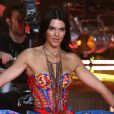 Kendall Jenner au défilé de mode de Victoria's Secret à Lexington Avenue Armory à New York, le 10 novembre 2015.