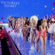 Défilé de mode de Victoria's Secret à Lexington Avenue Armory à New York, le 10 novembre 2015.