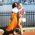 Shirlene Quigley à New York. Instagram, 2016